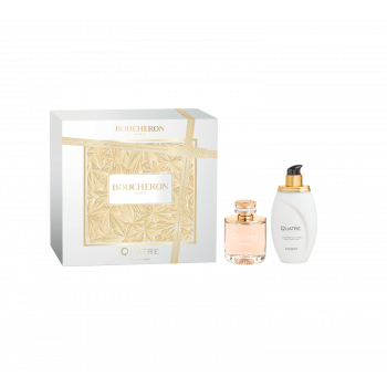 SET QUATRE WOMAN EDP 100ML + BODY LOTION 200 ML