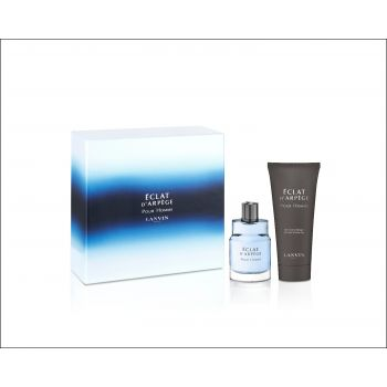 ECLAT HOMME SET EDT 50 ML + BODY LOTION