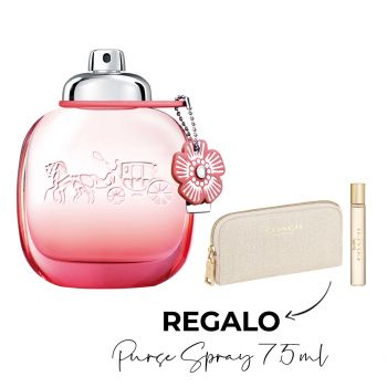 FLORAL BLUSH EDP 90 ML + PURSE SPRAY 7.5 ML
