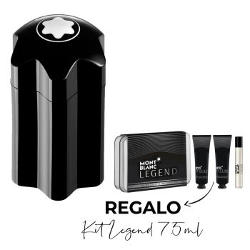 EMBLEM EDT 100 ML + KIT LEGEND 7.5 ML