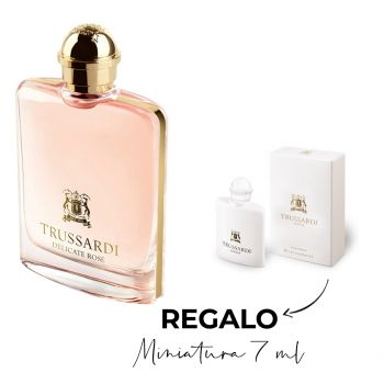 DELICATE ROSE EDT 100 ML + MINIATURA 7 ML