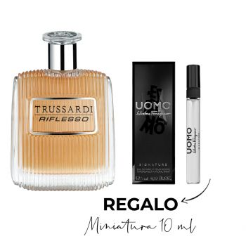RIFLESSO EDT 100 ML + MINIATURA 10 ML
